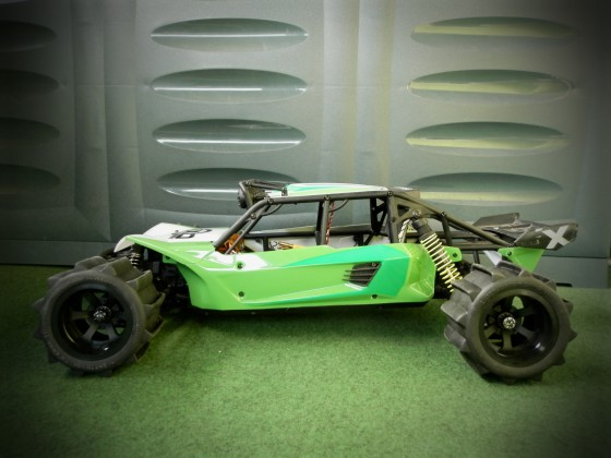 Axial EXO - Formula Offroad Tuned
