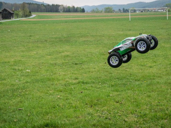 MODSTER V4.1 Brushless Monster Truck