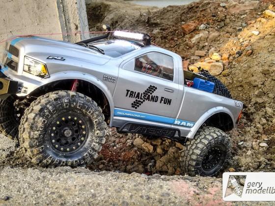 Gery's Vaterra Ascender - Dodge Ram 1500