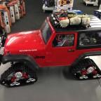Axial SCX10 Jeep mit Madtracks