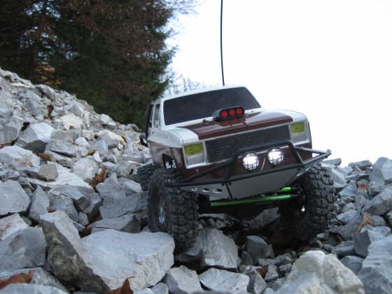 Chevy SCX10 Axial