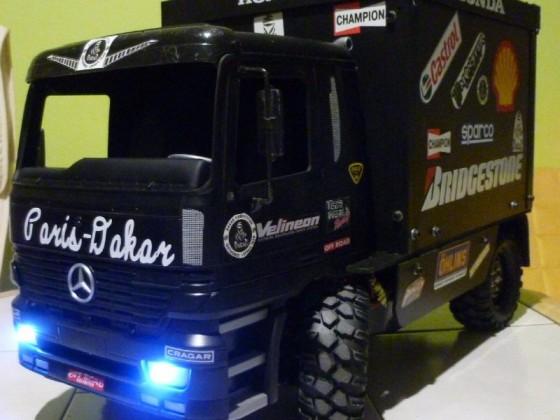 Paris Dakar Tamiya Ta-02