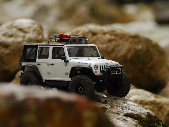 Mein Jeep möchte sich vorstellen