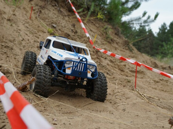 RC4WD Scale Trial Championship 2016