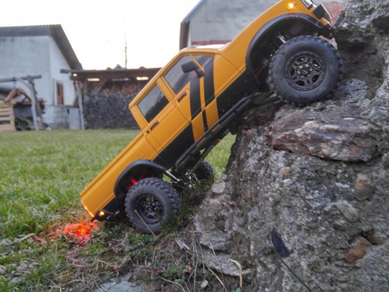 RC4WD Trial Finder 2 LWB