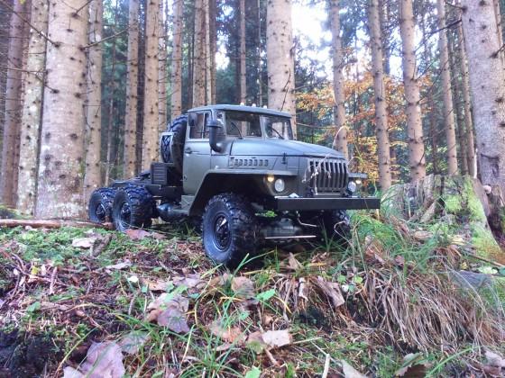 Ural CrossRc