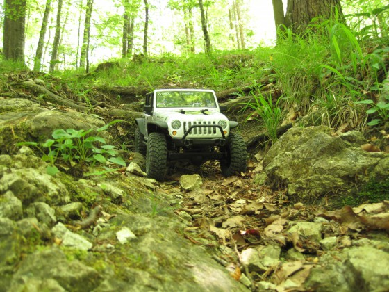Axial Jeep Rubicon