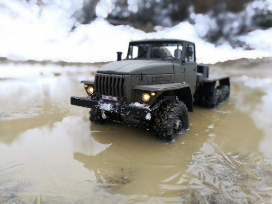 Cross Rc Ural