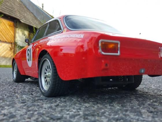 Gery's Tamiya TT-01 - Alfa Romeo 2000 GTAm