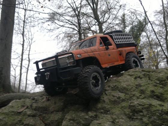 GOX17 Fahrzeug