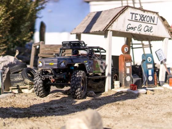 Carson MC-10 Mountain Warrior im Scalepark Spillern