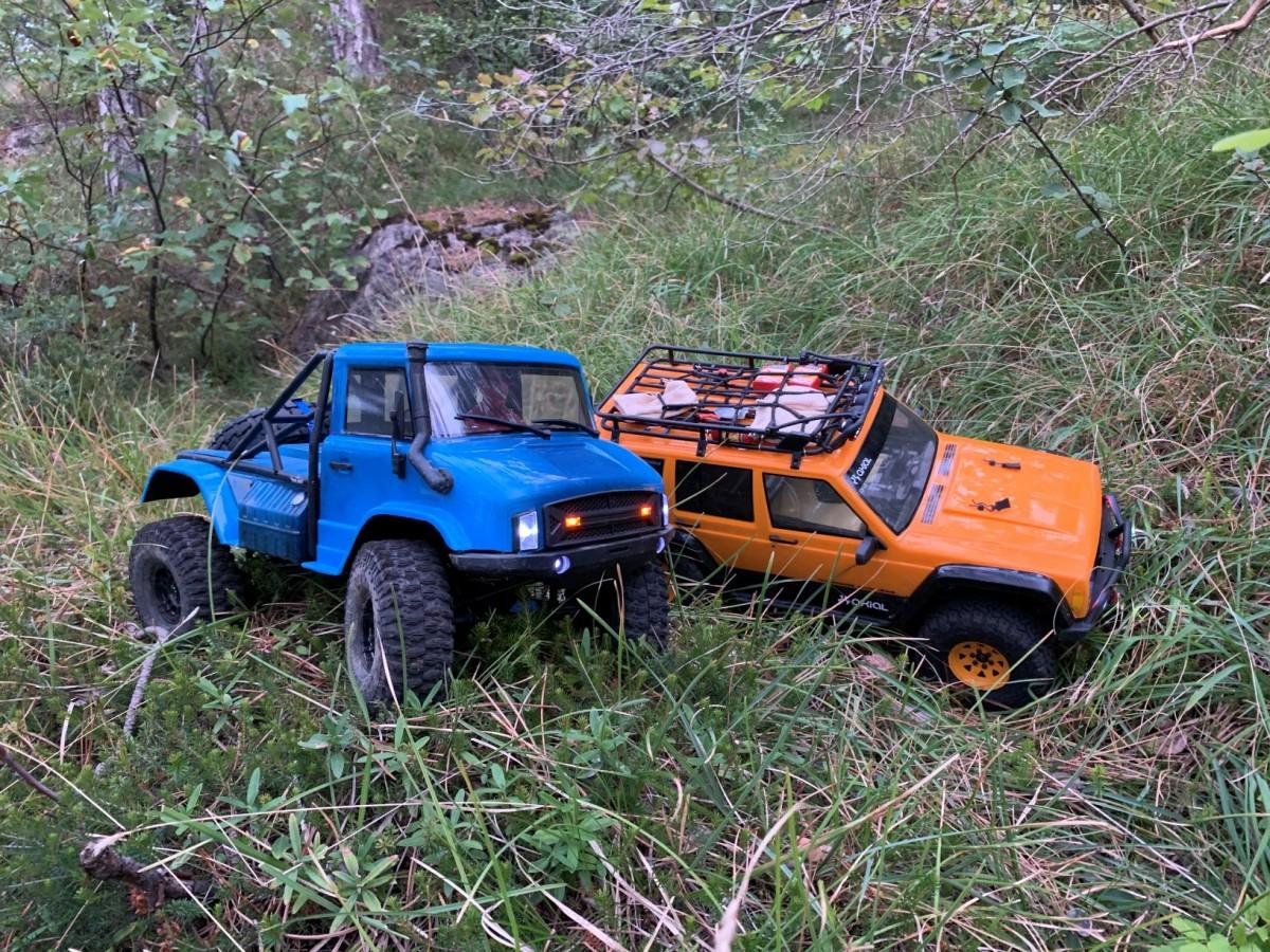 Einige Bilder meiner Fahrzeuge