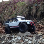 Jeep Rubicon Axial
