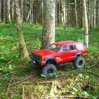 Jeep Cherokee SCX10