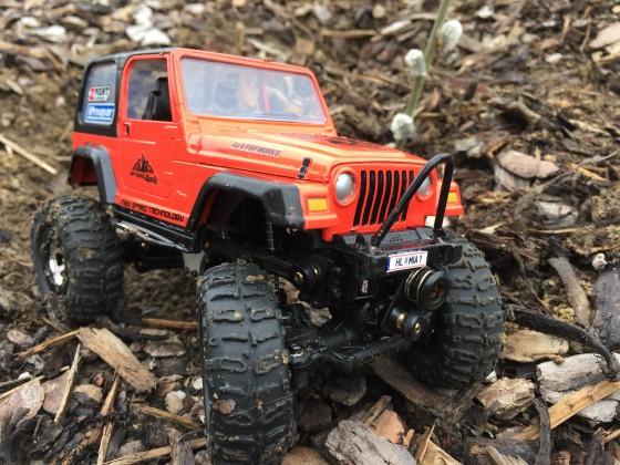 Losi Micro Rock Crawler