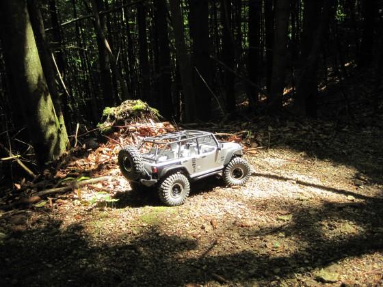 SCX10 Jeep