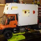 Unimog Expeditionsmobil Tamiya CC-01