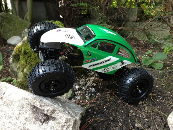 Losi Mini Crawler Tuned